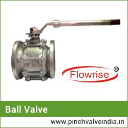 Ball-valve india
