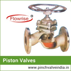 piston-valves manufacturer