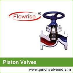 piston-valves india